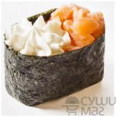 Суши-крем лосось