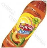 Чай Lipton персик/0,5 л.