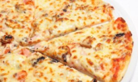 Пицца Домашняя, 45 см.