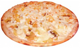 Сладкая пицца-пирог, 33 см.