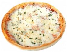 Пицца Четыре Сыра, 45 см.