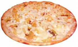 Сладкая пицца-пирог, 28 см.