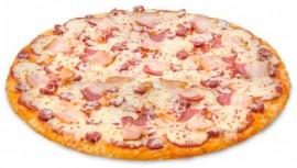 Пицца Четыре Сеньора Мясная, 33 см.