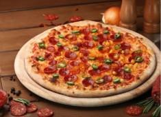 Пицца Пепперони, 45 см.