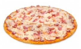 Пицца Четыре Сеньора Мясная, 28 см.