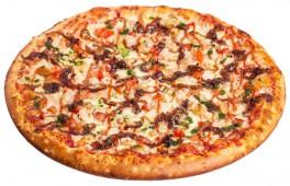 Пицца Бавария Барбекю, 45 см.