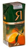 Сок Я апельсин/0,2 л