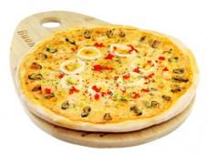 Пицца Морская, 30 см.