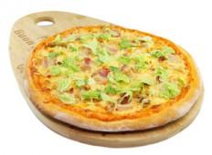 Пицца Цезарь, 30 см.