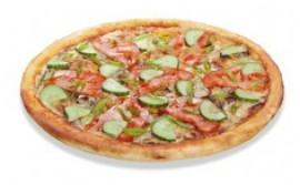 Пицца Шаверма, 40 см.