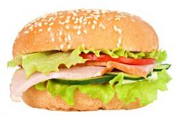 Сандвич с беконом