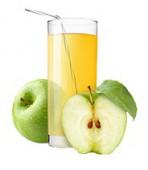 Сок яблоко/1 л.